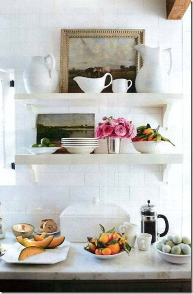 25 Great DIY Shelving Ideas Shelving Open Kitchen Shelving And Open Kitchens