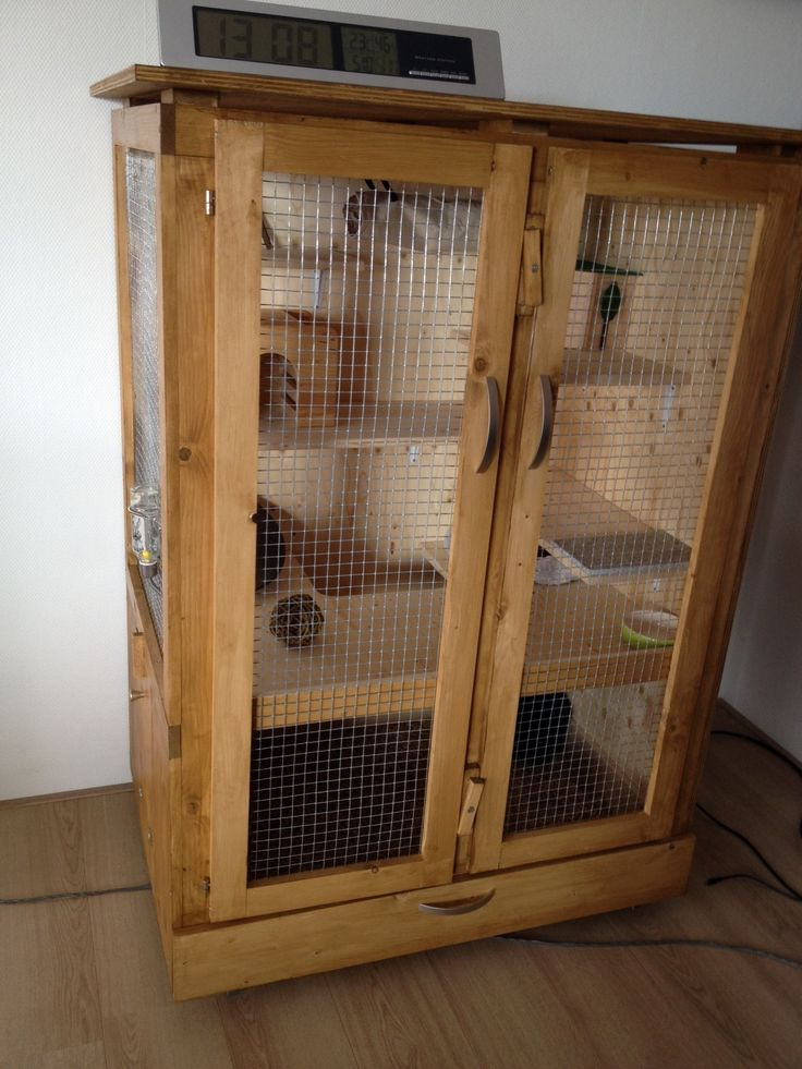 Diy Chinchilla Cage Google Search Chinchilla Cage