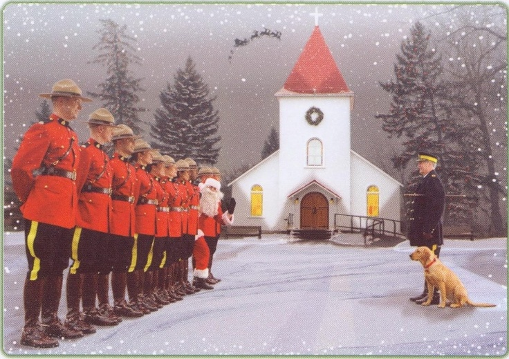Just one for the #RCMP good pic