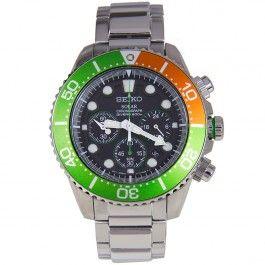 Seiko Solar Mens Watch SSC237P1 SSC237P