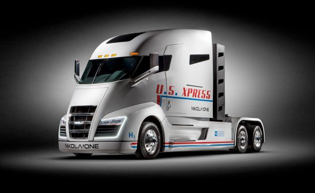 Haulin' Juice: This Company Wants To Take the Tesla Approach Large-Scale with Electric Semi Trucks