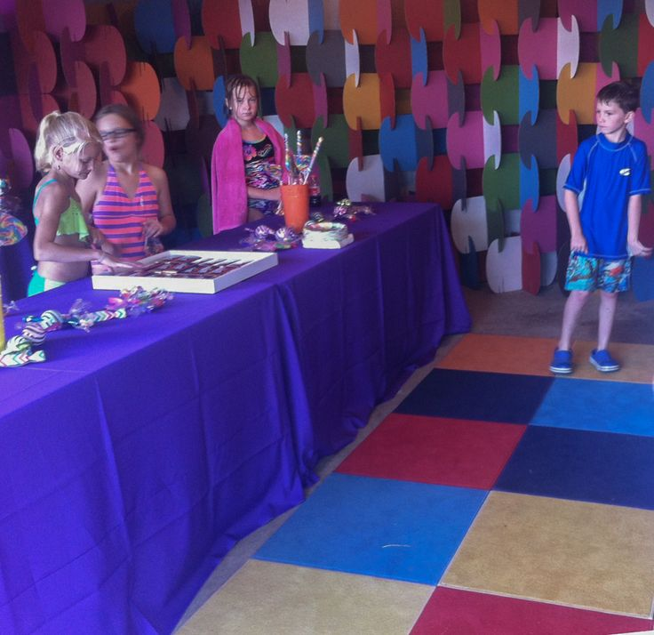 """Studio Pics of the Week: """" Wonka Birthday! with #nomadsystem"""" http://mioculture.com/create/nomad-system.html"""