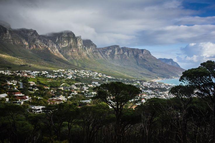 Camps Bay - Cape Town (South Africa) ©Carmen Hidalgo