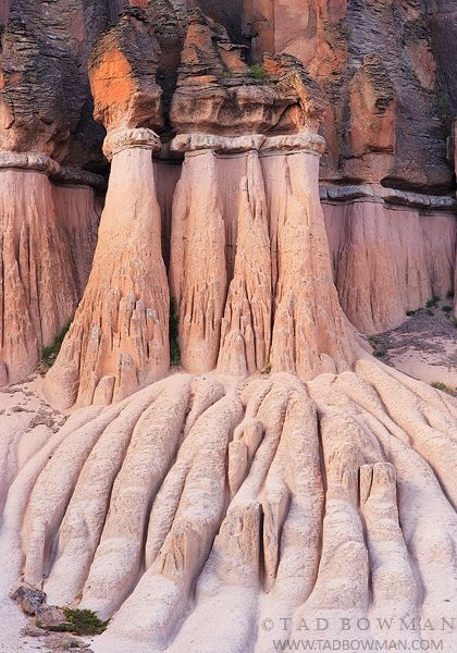 Rio Grande National Forest, Picture, Rock Formations, Colorado, Hoodoos pictures, Wheeler Geological Area photos, photo
