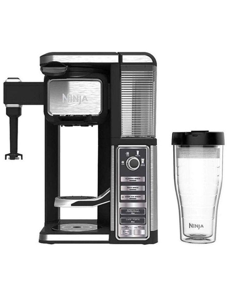 ninja coffee bar manual cm401
