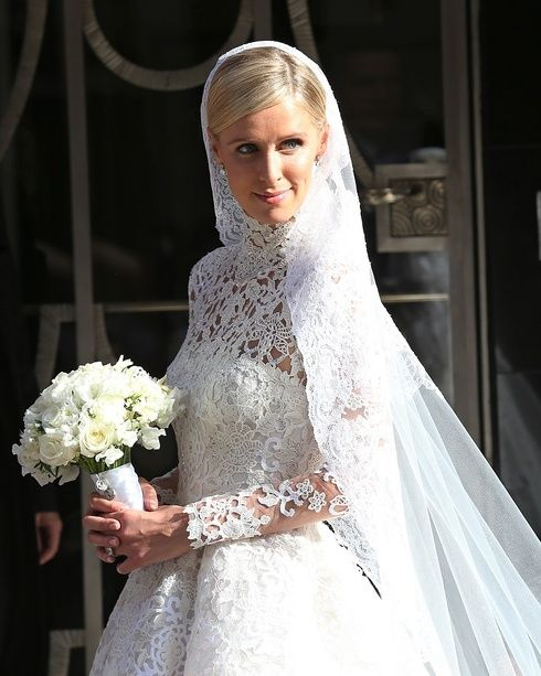 【ELLEgirl】ニッキー・ヒルトン、ケンジントン宮殿でゴージャスすぎる結婚式を挙げる!|エル・ガール・オンライン