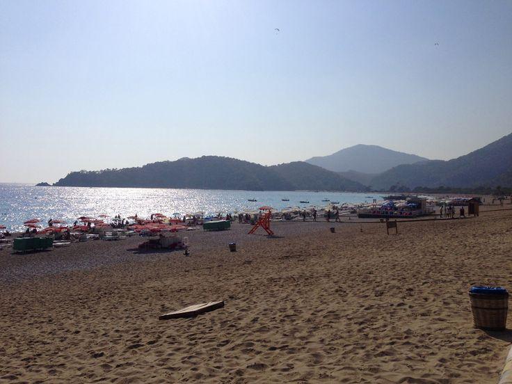 Oludeniz Beach #oludeniz #beach #turkey