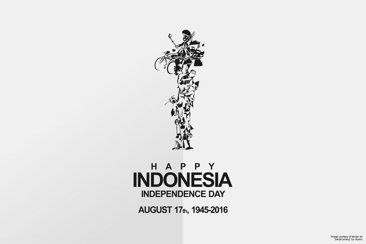 Dirgahayu Republik Indonesia #independenceday #indonesia #17august #tsalmandigitalart