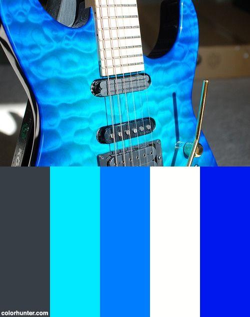 My New Jackson Color Scheme
