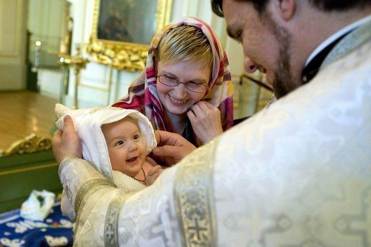 Радость крещения
