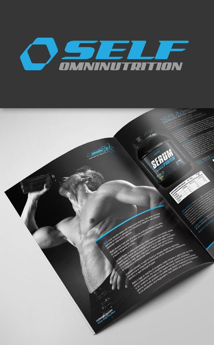 Self Omninutrion | Magazine Design