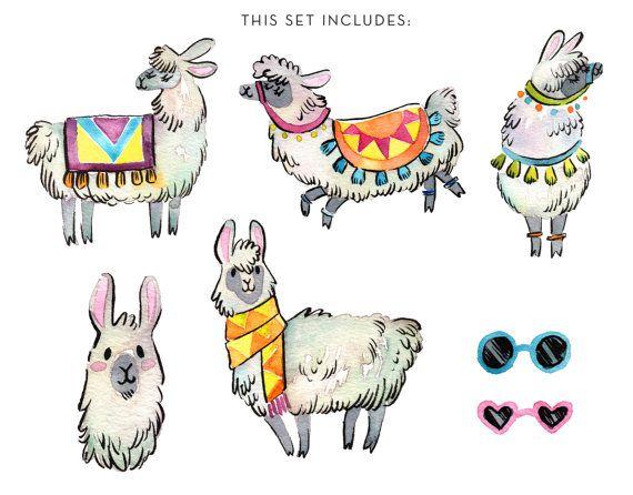 Kinderkleidung clipart  Die besten 25+ Llama clipart Ideen auf Pinterest