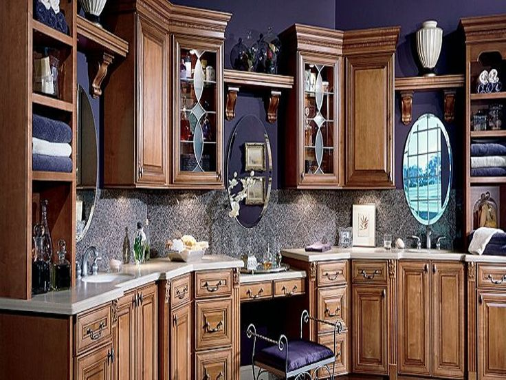 Best Coffee Glaze Thomasville Kitchen Cabinets Camden Http 400 x 300