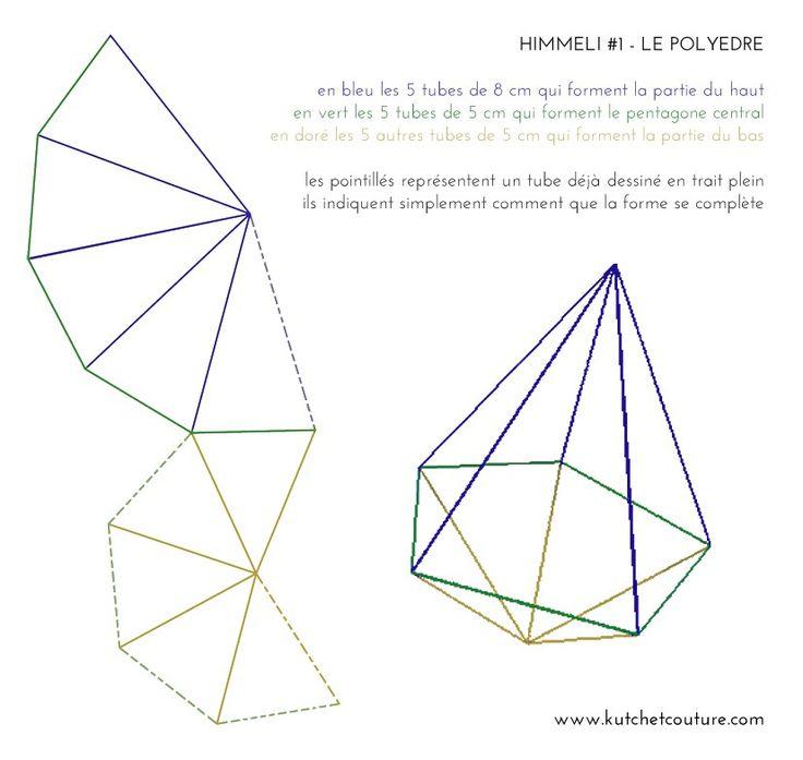 Polyèdre - Himmeli copie