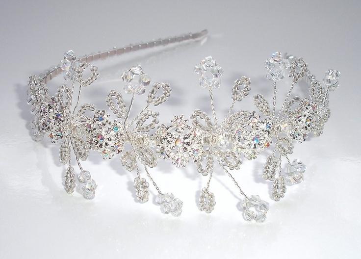 Floral Vintage tiara