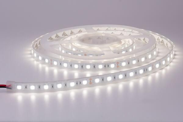 Rgb Led Striplight 12v Ip65 Waterproof 5050 Ultra Bright 5m Roll In 2020 Rgb Led Led Strip Lighting Led Power Supply