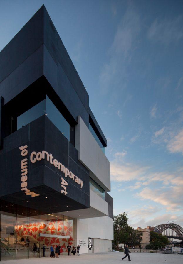 Sydney Museum of Contemporary Art / Sam Marshall