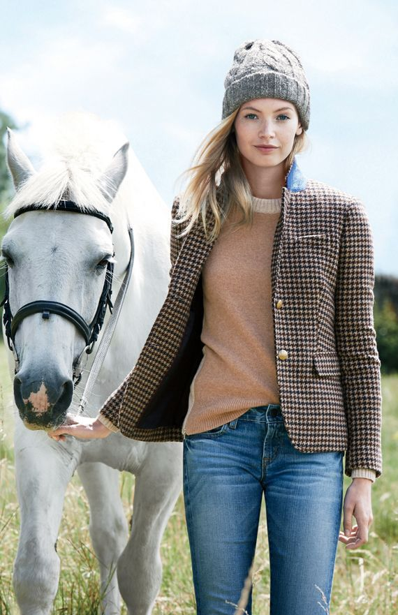 Blazers are a perfect layering piece as the days grow colder this Fall! http://www.jcrew.com/womens_category/blazers.jsp