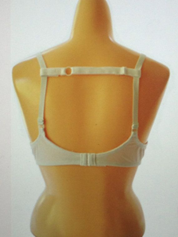 Now your bra straps will never slip, or fall off your shoulders. Using quality velcro attachments, our Bra Strap Supporter is easy and effortless to attach and detach. Once it is on, you dont even notice its there. Our supporters are adjustable, one size fits all. The Bra Strap Supporter is made with quality, satin elastic material that is machine washable. Two Bra Strap Supporters per package.  Our unique design was granted a patent by the US Patent and Trademark Office.