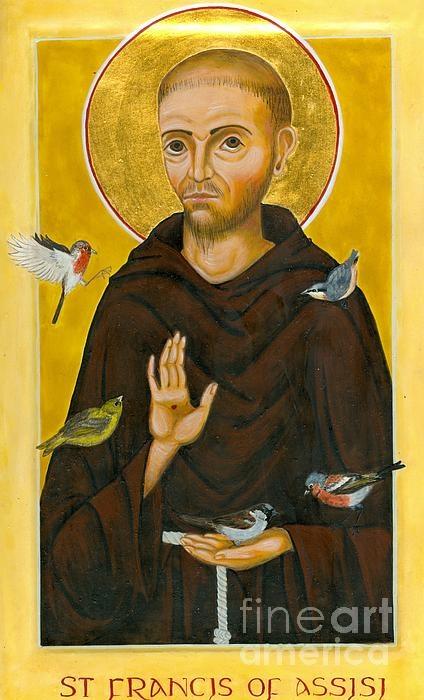 Καθολική εκκλ.___Αγ.Φραγκίσκος της Ασίζης (1182 – 3 Οκτωβρίου 1226) _oct 4