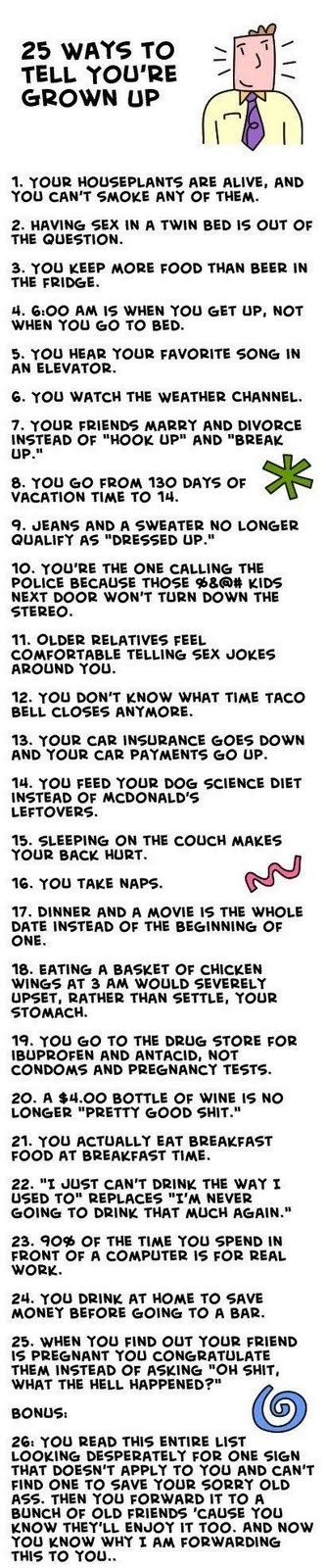 #3 only applies to my upstairs fridge. I have a dedicated basement fridge. For the record.You R Grown, Laugh, Stuff, Quotes, Growing Up, Funny, So True, Things, True Stories