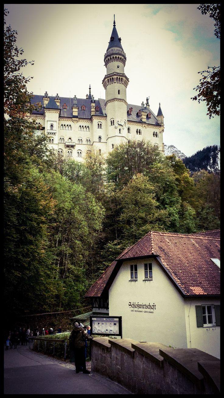 nue schwanstein castle