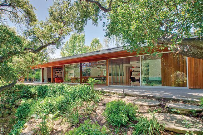 Architect Richard Neutra 1951 Milton Goldman House Encino