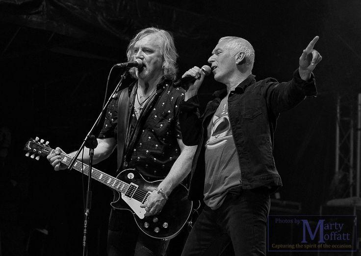 Thunder, Steelhouse Festival, 23/07/2016, photo by Marty Moffatt