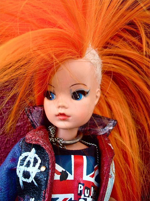PUNK SINDY (RE-ROOT) by toypincher, via Flickr