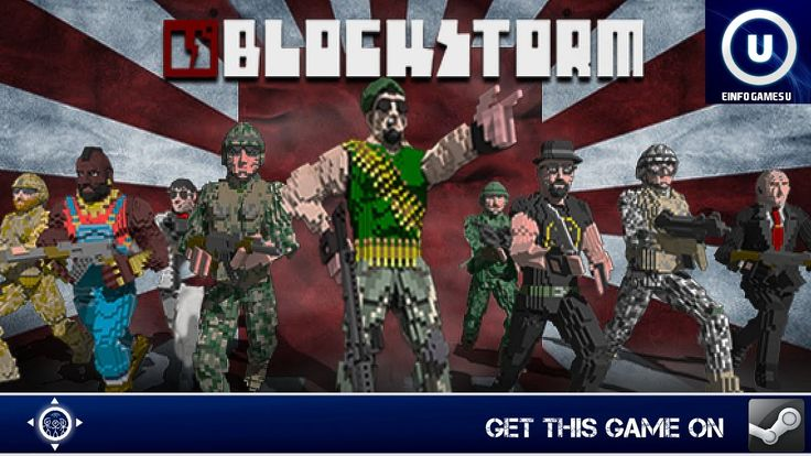 Blockstorm - HD Gameplay Trailer