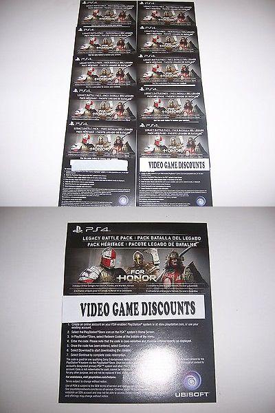 Other Whlsl Video <b>Game</b> Lots 48750: Qty 10 - Wholesale Dlc <b>Codes</b> ...