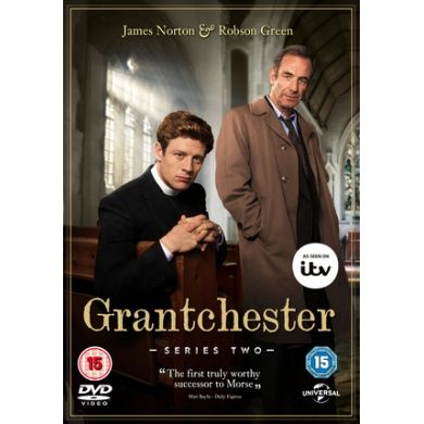 Grantchester: Season 2 Set