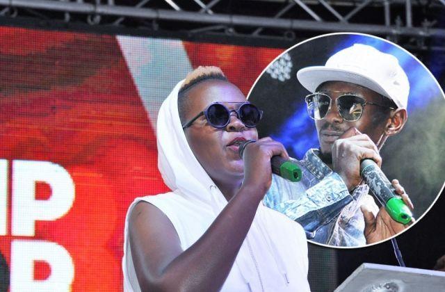 Pryce Teeba Embarrasses Keko At Ug Hip Hop Awards