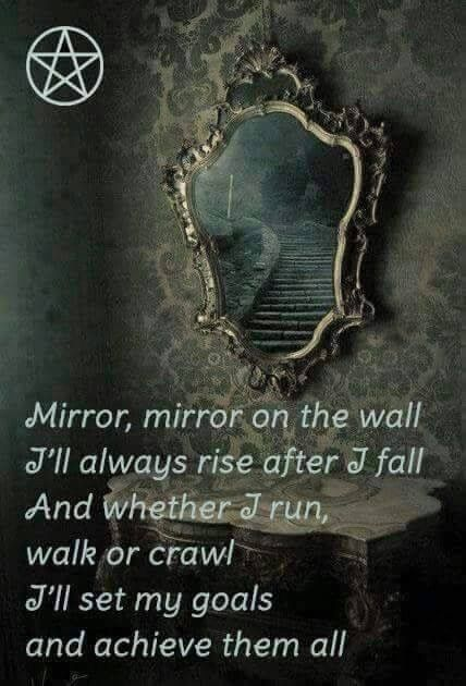 Mirror spell