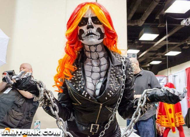 Ghost Rider Cosplay on Pinterest | Ghost Rider, Cosplay and Marvel ...