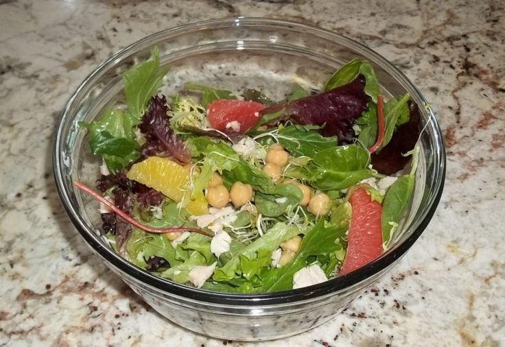 Simple Summer Salad | Make Ahead Meals For Busy Moms