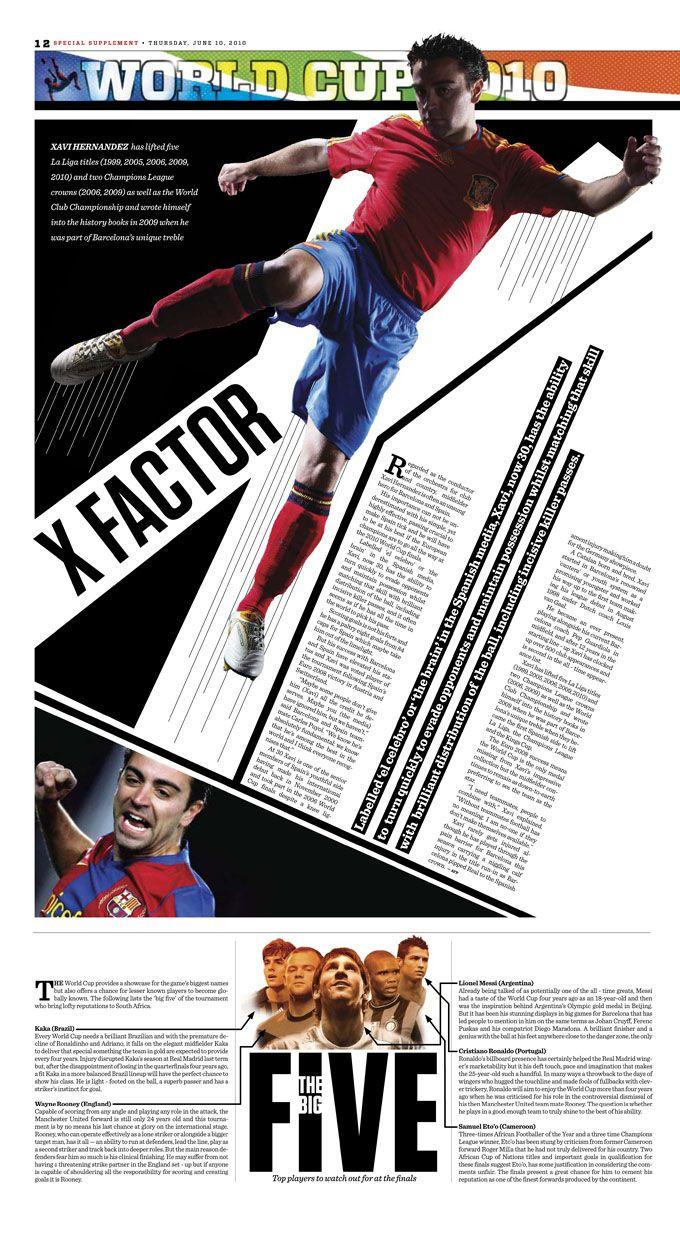 #Newspaper #Design #56 | @Times of Oman