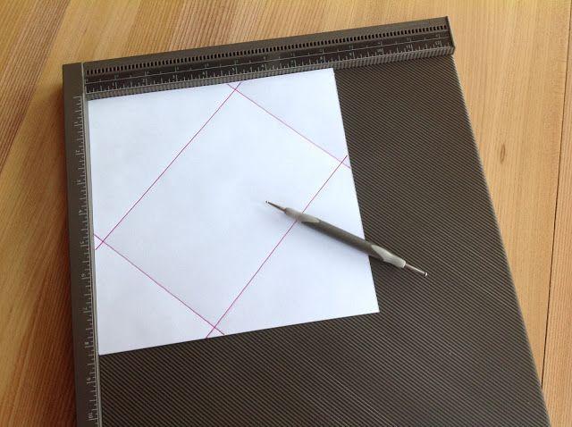 Schönes aus Papier handgemacht!: Umschlag-Tutorial