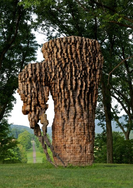 Storm King Art Center is  located one hour north  of New York City, in the  Hudson Valley.