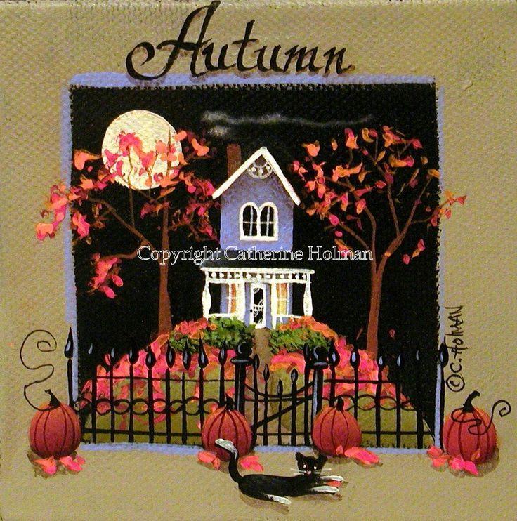 Autumn by Catherine Holman