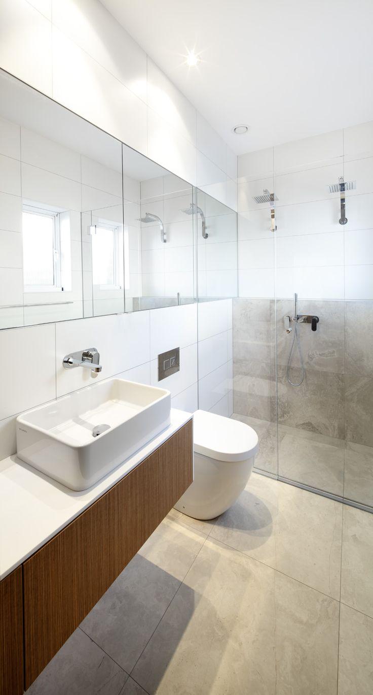 Bathroom Rammed Earth Diligence Master Bath Grand Designs Organic