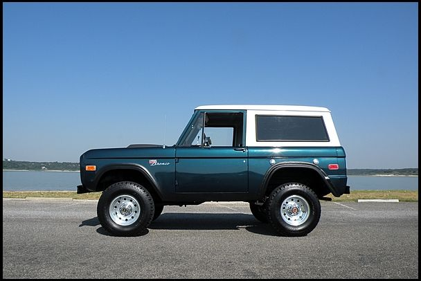 1976 Ford Bronco 302 CI Maintenance/restoration of old/vintage vehicles: the material for new cogs/casters/gears/pads could be cast polyamide which I (Cast polyamide) can produce. My contact: tatjana.alic@windowslive.com