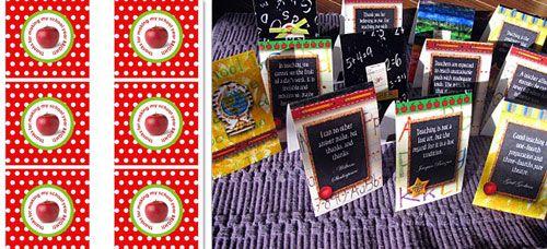 30 Homemade Gift Ideas for Teacher Appreciation Week