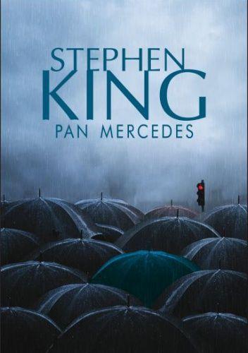 Okładka książki Pan Mercedes