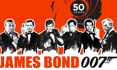 James Bond Movies - How 007 Film Plotlines Work! Funny Video List | The Travel Tart Blog