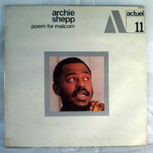 Archie Shepp/Actuel 11