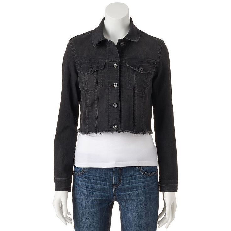 Juniors' Denizen from Levi's Trucker Denim Jacket, Teens ...