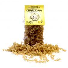 Morelli 1860 Pappardelline s citronem, pepřem a pšeničných klíčků, 250 g
