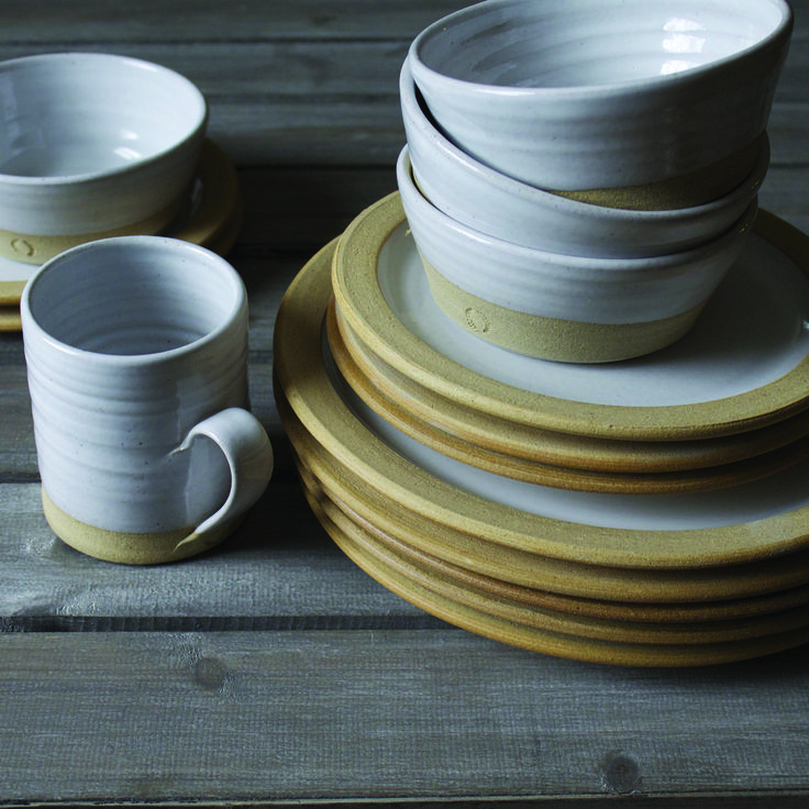 What's on your holiday wish list? Zoe and James Zilian make traditional pottery in Woodstock, Vermont. Check out Farmhouse Pottery, $225 (4-piece place setting). farmhouse pottery.com #pottery #zoeandjameszilian #woodstock #vermont #farmers #craftspeople #farmhousepottery #luxury #wishlist #gifts #christmas #luxurycard #luxurymagazine Editor in Chief Samantha Brooks Creative Director Jennifer Fahey