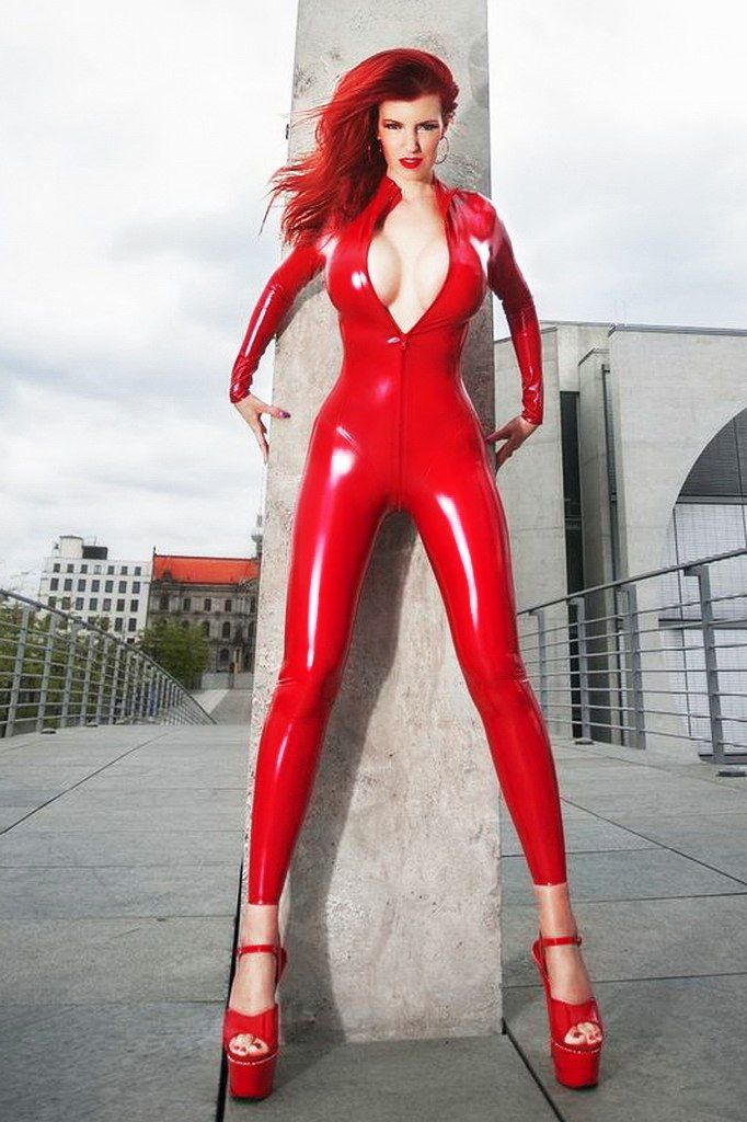 porn heels Latex high